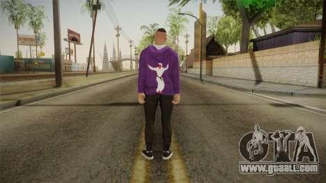 Skin Random GTA Online for GTA San Andreas third screenshot