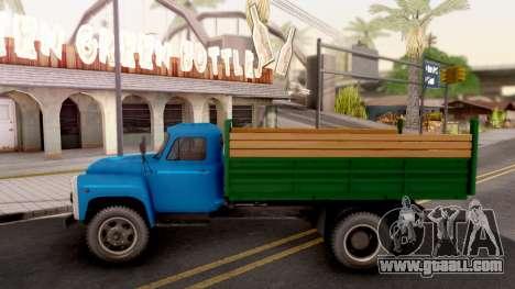 GAZ 52-03 for GTA San Andreas left view