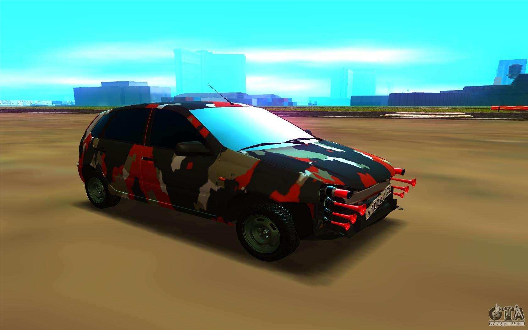 Lada Kalina 1117 for GTA San Andreas