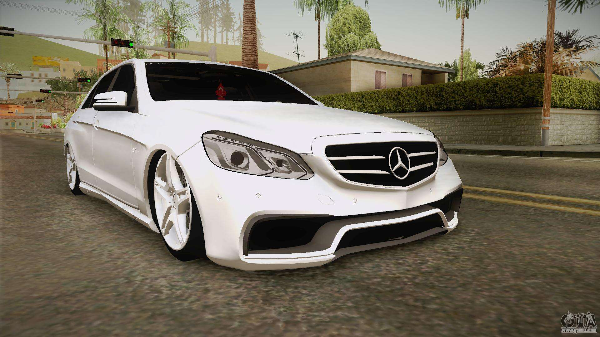 mercedes benz e63 amg 2016 for gta san andreas