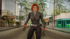 Marvel Heroes - Black Widow Scarlet Johanson for GTA San Andreas