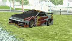 NEW PAINT JOB WHITE ELEGY for GTA San Andreas