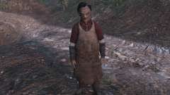 Leatherface for GTA 5