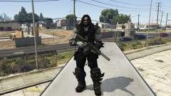 Injustice Lobo for GTA 5