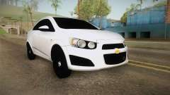 Chevrolet Sonic Beta for GTA San Andreas