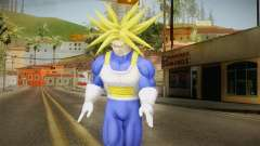 DBX - Trunks SSJ Saiyan Armor