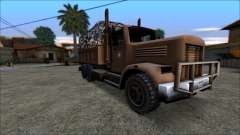 New LQ Barracks for GTA San Andreas