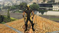 The Wolverine (Hugh Jackman 2013) for GTA 5