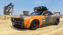 Dodge Challenger 2015 (Super Tuning) for GTA 5