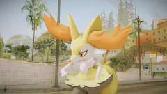 Pokémon - XY Braixen for GTA San Andreas