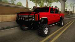 FBI Rancher 4x4 for GTA San Andreas
