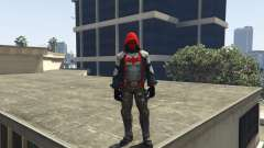 BAK Red Hood for GTA 5