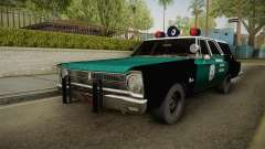 Plymouth Belvedere Station Wagon 1965 NYPD