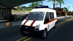 "Ford Transit ""МЧС"" for GTA San Andreas"