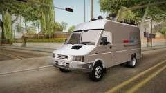 Zastava Daily RTS Newsvan for GTA San Andreas