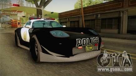 GTA 5 Bravado Banshee Supercop IVF for GTA San Andreas