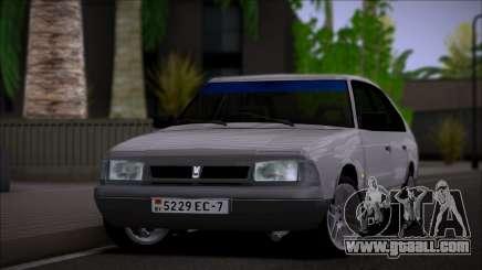 AZLK 2141 Svyatogor v2.0 for GTA San Andreas