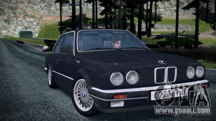 BMW E30 320i for GTA San Andreas