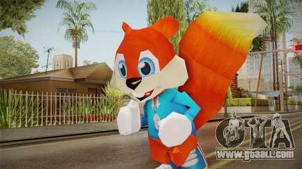 BFD - Conker for GTA San Andreas