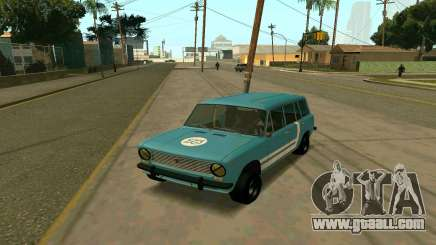 VAZ 2102 Ala Resto for GTA San Andreas