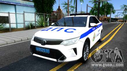 Toyota Camry Russian Police for GTA San Andreas