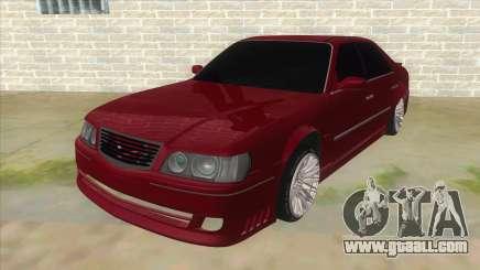 Nissan Cima for GTA San Andreas
