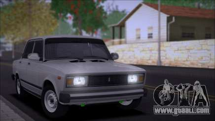 VAZ 2105 Quality for GTA San Andreas