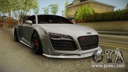 Audi R8 V10 Plus LB Performance for GTA San Andreas
