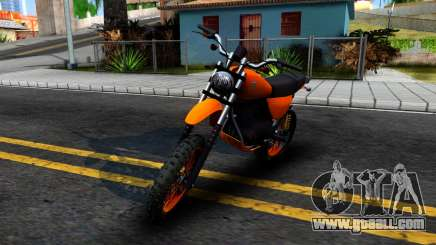 GTA V Dinka Enduro for GTA San Andreas