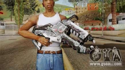 Nambu Type 14 Handgun for GTA San Andreas