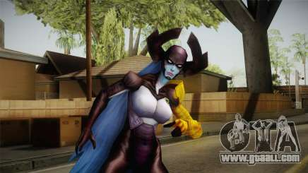 Marvel Future Fight - Proxima Midnight for GTA San Andreas