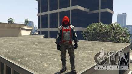 BAK Red Hood for GTA 5