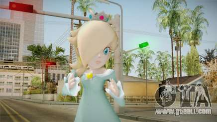 Mario Galaxy - Rosalina for GTA San Andreas