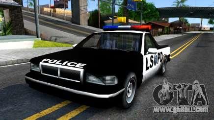 New Police Car for GTA San Andreas