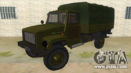 GAZ 33081 Sadko Military for GTA San Andreas