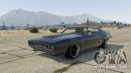 Plymouth GTX 1.1 for GTA 5
