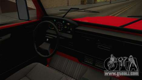 Aro 324 for GTA San Andreas inner view