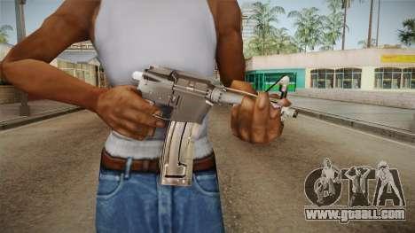 Short AR-15 for GTA San Andreas third screenshot