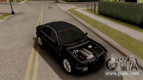 BMW M5 E39 GVR for GTA San Andreas right view