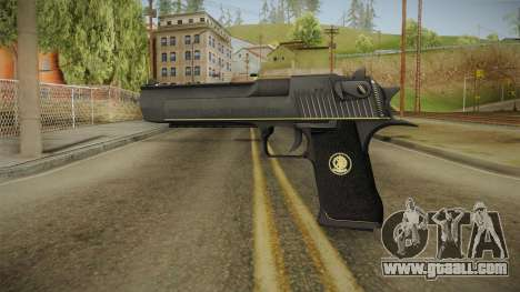CS:GO - Desert Eagle Conspiracy for GTA San Andreas second screenshot