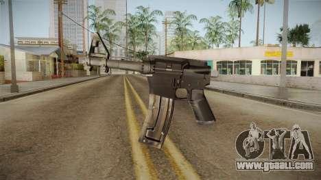 Short AR-15 for GTA San Andreas