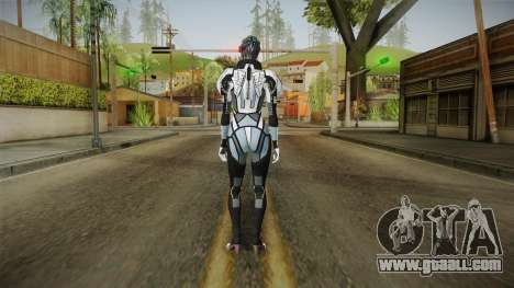 Mass Effect 2 - Samara Smokin Hot Unitologist for GTA San Andreas third screenshot