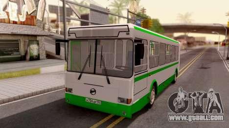 LiAZ-6212 for GTA San Andreas