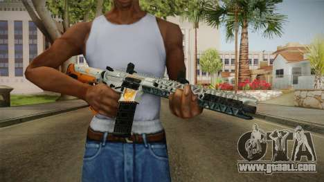 Ghost Recon: Wildlands - LVOA-C SHD PJ for GTA San Andreas third screenshot