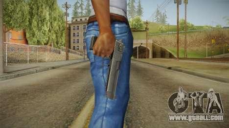CS:GO - Desert Eagle Conspiracy for GTA San Andreas third screenshot