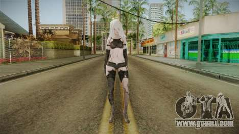 Nier: Automata A2 v2 for GTA San Andreas