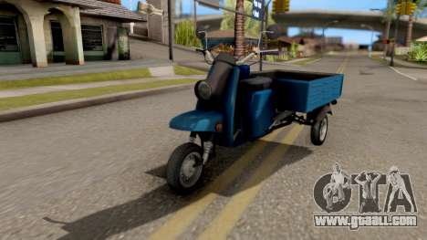 Motor Scooter Muravey for GTA San Andreas