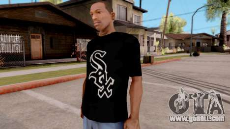 SOX T-Shirt for GTA San Andreas