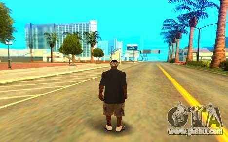 BALLAS GANG for GTA San Andreas third screenshot