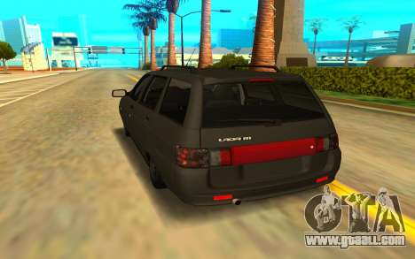 VAZ 21111 for GTA San Andreas back view